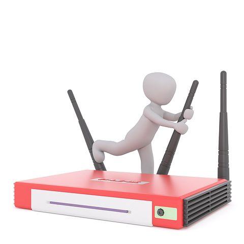 Pour une connexion haut débit faites confiance au routeur 4G