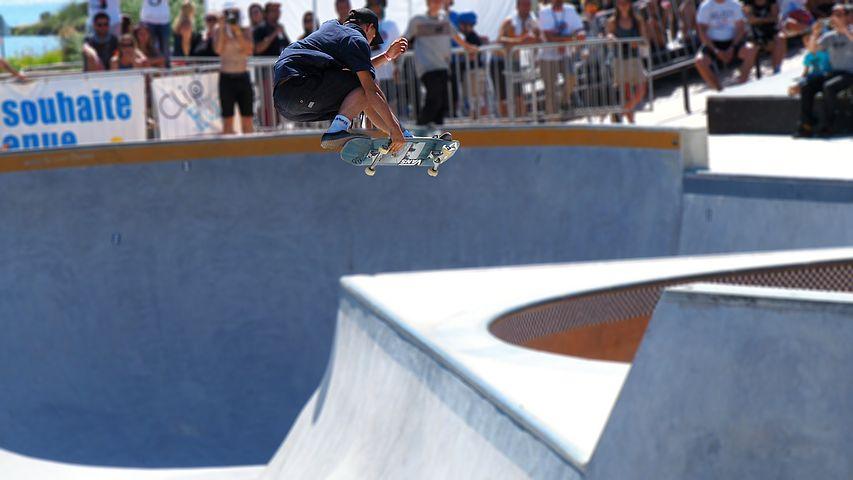 Le skate électronique, une œuvre des nouvelles technologies