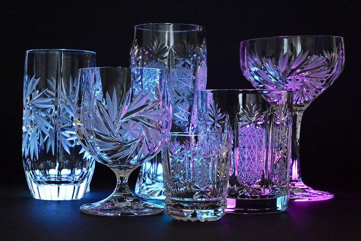C'est quoi la particularité du verre en cristal ?