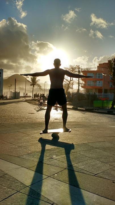 La planche d'équilibre, un plus pour le travail physique
