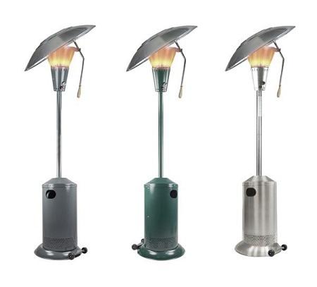 Le parasol chauffant, un véritable accessoire de chauffage utilisé en saison froide